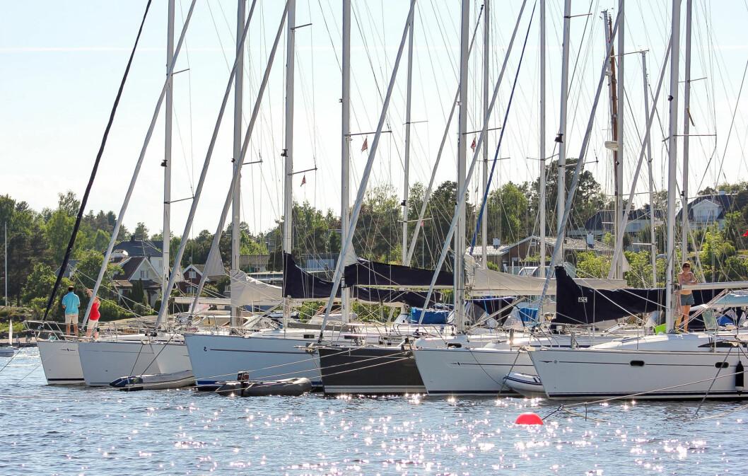 FJÆRHOLMEN: Tønsberg Seilforening ønsker medlemmer og gjester velkommen til Fjærholmen i sommer.