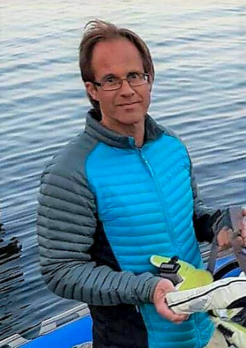 COACH: Torbjørn Berglund har erfaring som coach for aktive seilere.