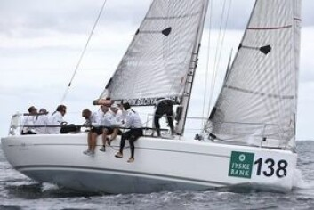 VM: Italia 9,98 vant VM i ORCi i 2015 og 2016. Båten kan du se på Orust.