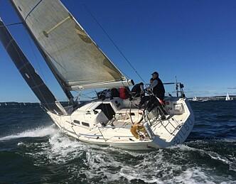 Flotte forhold for Hollender-seilerne