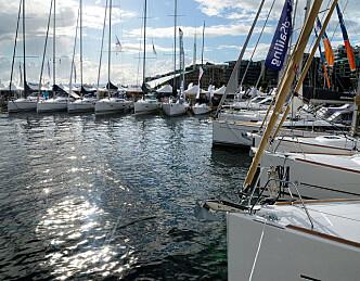 Her er seilbåtene du kan se på Båter i Sjøen