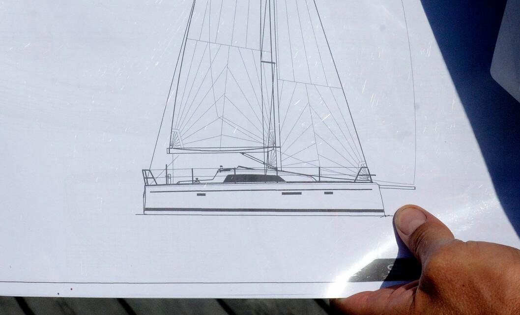 NY: FarEast 33 blir en spennende modell for det kinesiske verftet. Båten blir utviklet for Europa, og blir får utstyr av høy kvalitet.