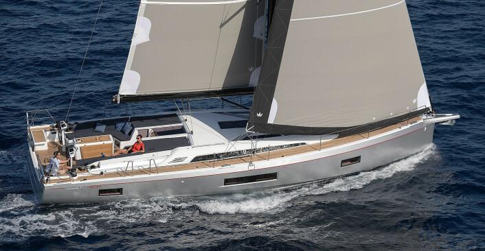 NY: Elling Rishoff har hentet sin nye båt i Frankrike, men venter på målebrev.