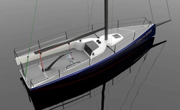 RÅ: Båten vil koste 1,2 millioner kroner pluss seil.