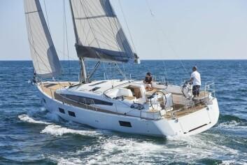 NOMINERT: Jeanneau 51 er nominert i Årets Båt i Europa