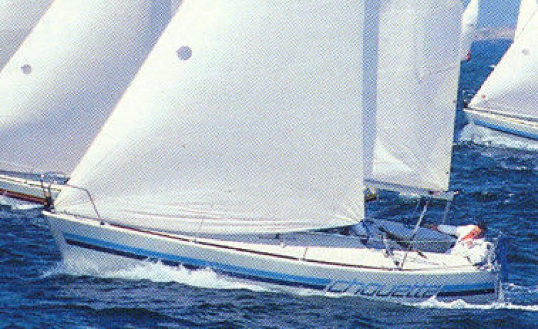 Maxi Racer tegnet av Pelle Petterson