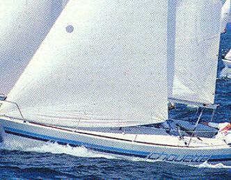 Bra båt som aldri slo an