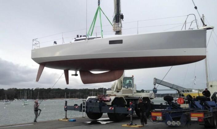 POD: Pogo 30 er utstyrt med en Cruise 4.0 FP fra Torqeedo.