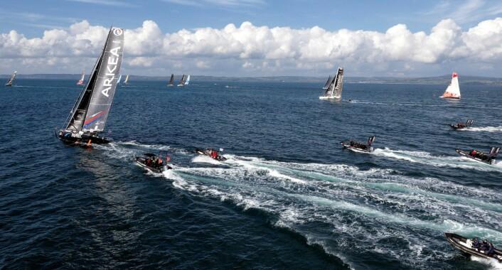 IMOCA: 17 båter deltar i Bermudes 1000.