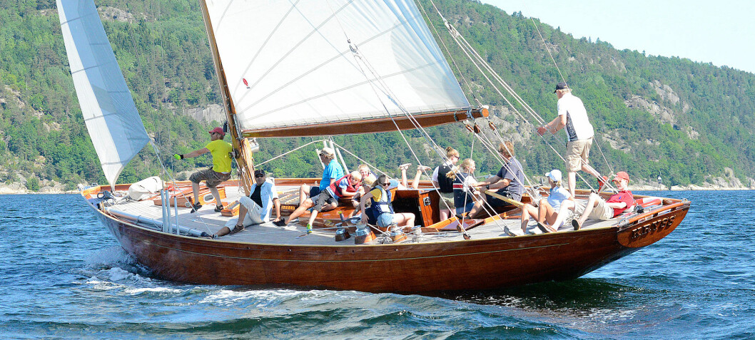 Klassisk jubileum på Hankø