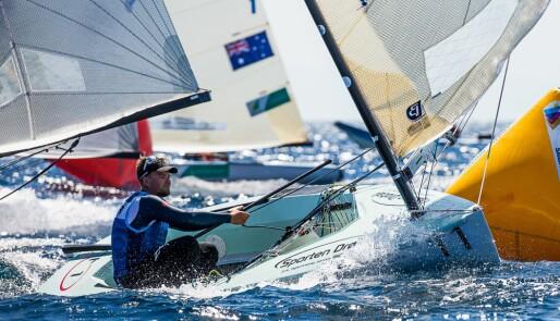 Fem norske båter OL klare