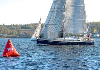 ALENE: Singlehanded-klassen var ny i fjor. I år er det dobbelt så mange som seiler alene til Skagen.