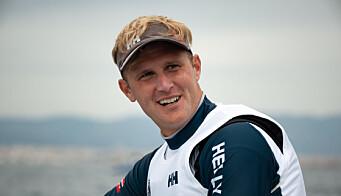 Sykdom ødela Kieler Woche for Hermann Tomasgaard