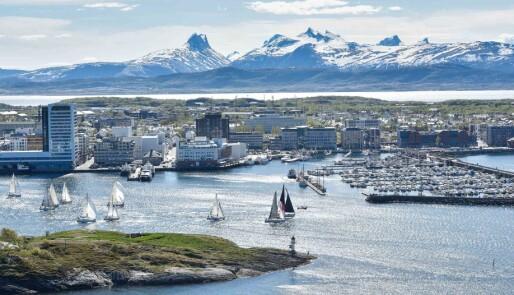 Nord-Norges tøffeste regatta med tracking