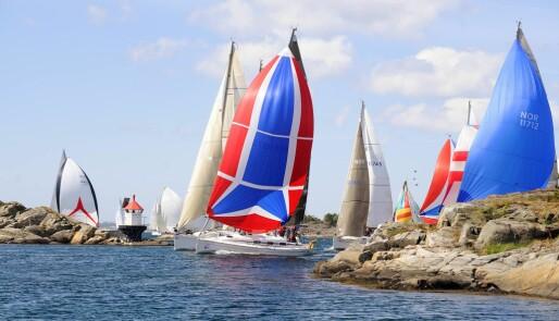 Maritim dag og regatta i Kristiansand