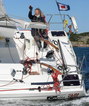 TUNGT: Eira Naustvik sier det satte langt inne å ikke starte med egen båt.