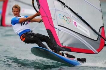 Sebastian Wang-Hansen seiler verdenscup i Marseilles