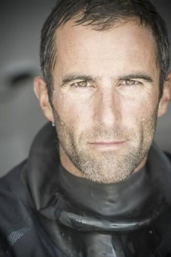BEST: Armel Le Cléac?h har deltatt to ganger i Vendee Globe, og tatt sølv begge ganger. Nå er han favoritt.