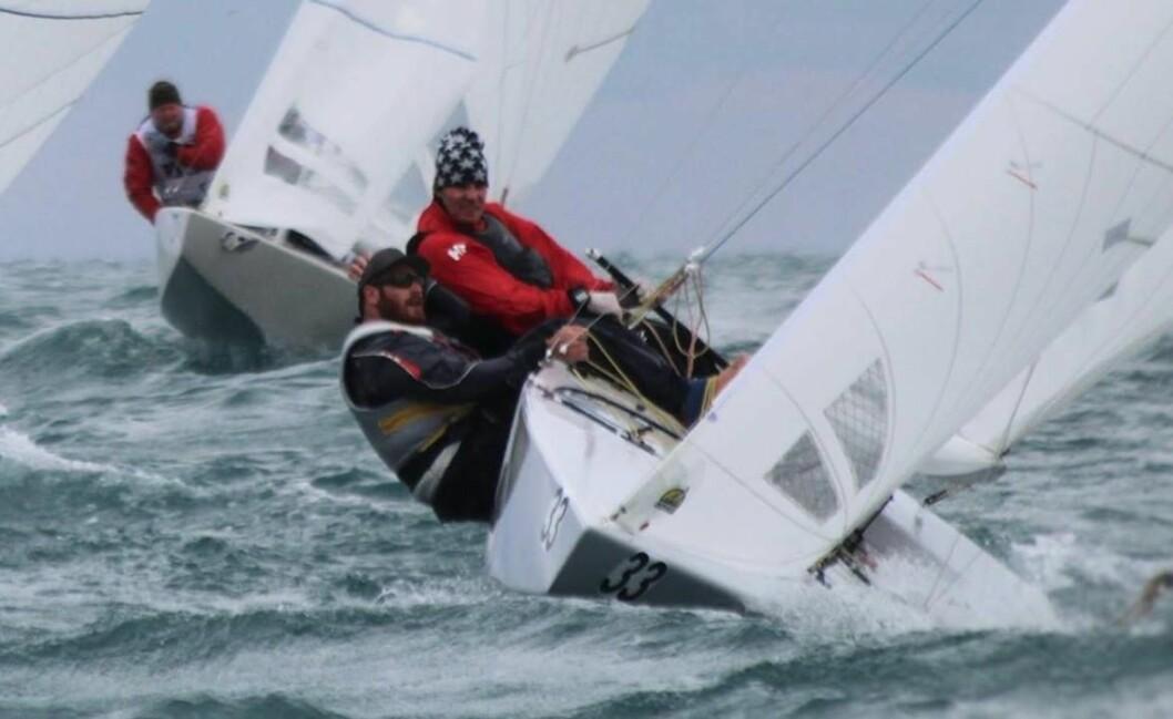 Eivind Melleby og Josh Revkin åpnet VM med 4. plass