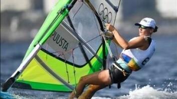 OL: Ingrid Puusta ble nummer 11 i Rio under OL.