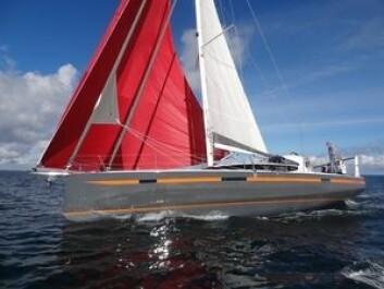FAST CRUISER: JPK 45 FC er bygget for langtur. Verftet har lang merittliste fra regattabanen.