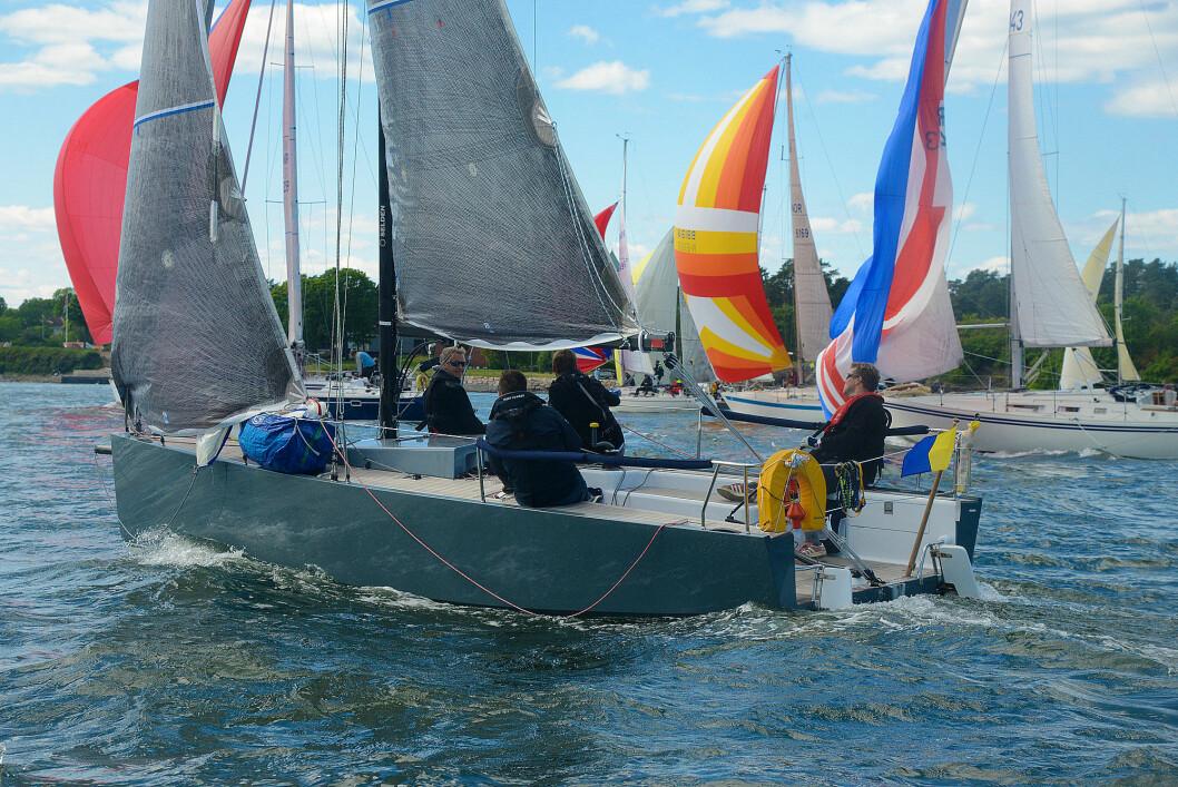 SPORTSBÅT: Life 7.5 er en av fem båter som har havnet i den nye sportsbåtklassen.