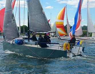 Egen sportsbåtklasse i Færdern