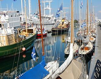 Hyllest til havet og sjøfart