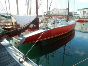OPEN60: For 25 år siden hadde ikke Open 60-båtene funnet formen enda.