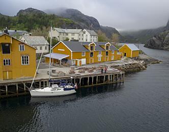 Tur-retur Oslo-Tromsø på 12 uker