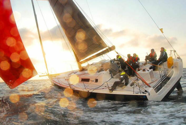 POGO40: «Black Pearl» er søsterbåten til «Astragale»