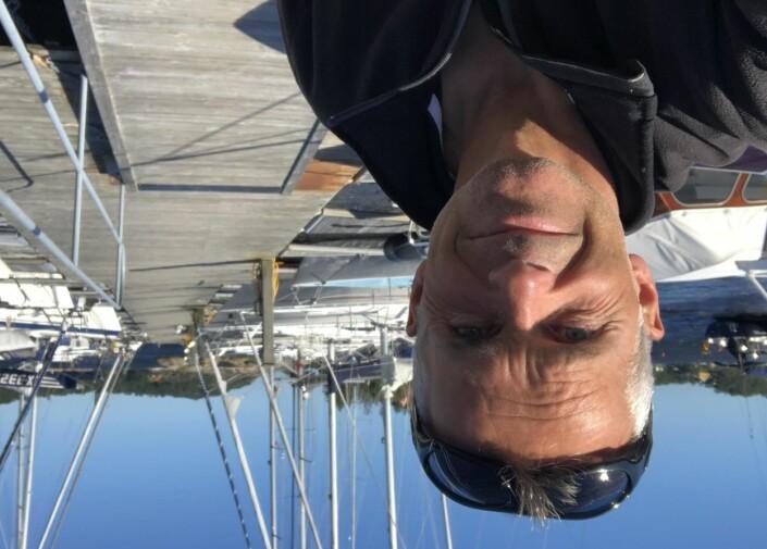 HANKØ: Simen Løvgren vil samle shorthandedmiløet på Hankø.