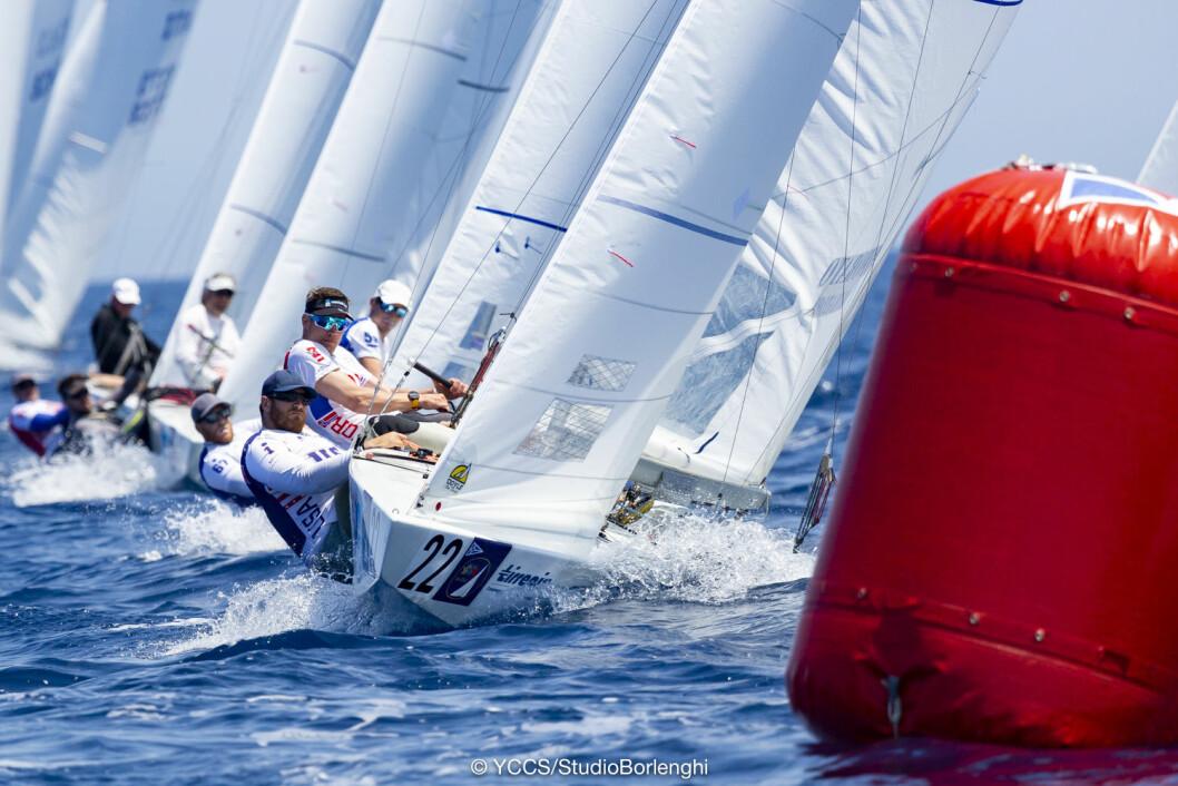 SURVIVAL OF THE FATTEST, Nation: NOR, Sail n: 8234, Skipper: Eivind Melleby, Crew: Joshua Revkin
