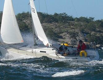 Sterke vinnere i regatta som inneholdt alt