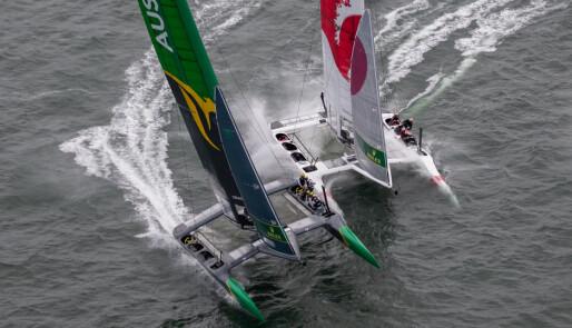 SailGP til København