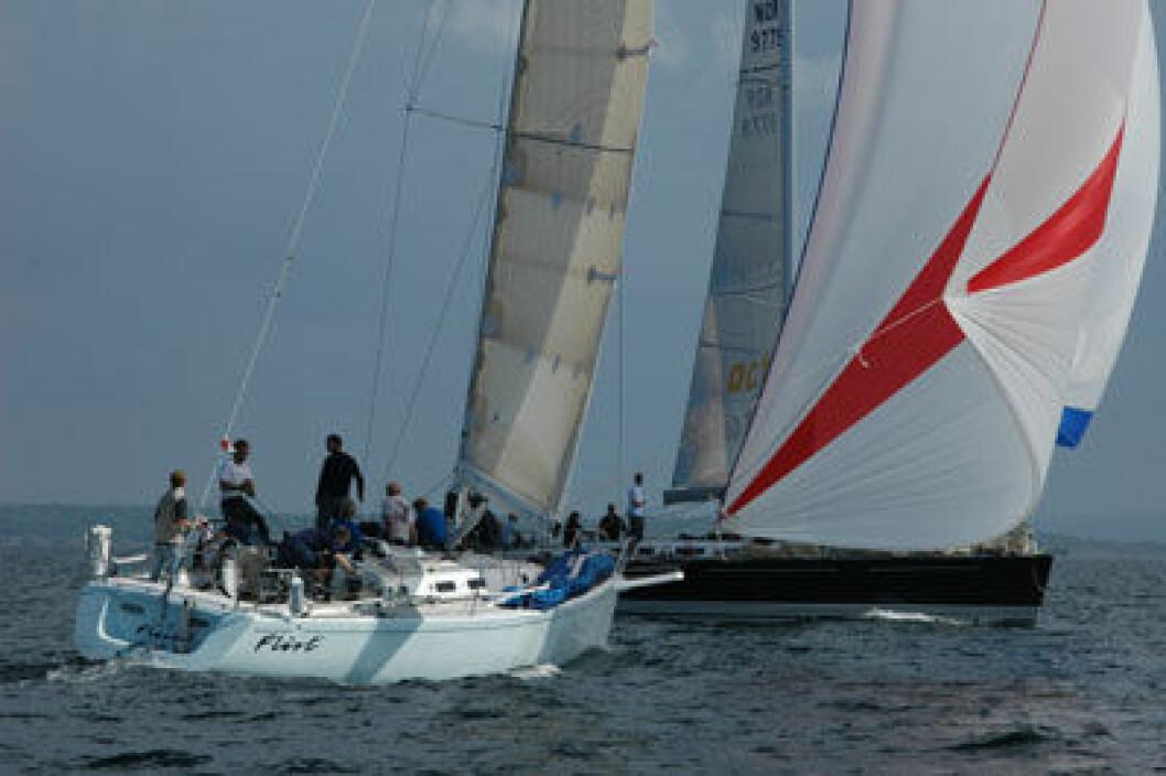 Melges 24 største klasse, men J-båter dominerer i Key West