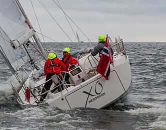 Ikke alle seilte Skagen Race…
