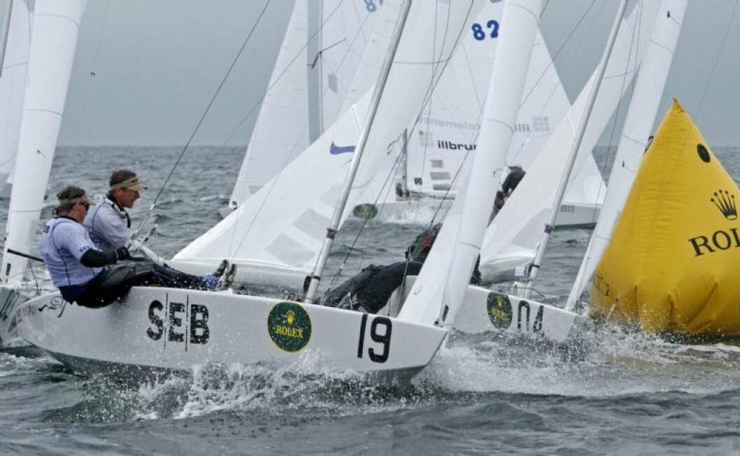 Nordiske seilere best i Miami