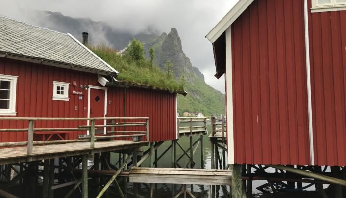 En uke med regn i Nord Norge