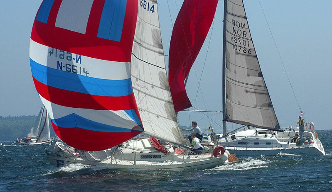 Mer enn 40 seilere allerede registrert til kjølbåtranking
