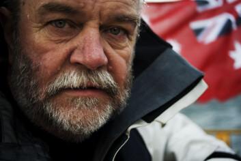 GRUNNLEGGER: Don McIntyre planlegger ny jorden rundt regatta, denne gangen for å minne klassiske Whitbread Round the World Race-regattaene.