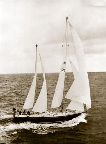 SWAN65: Mexicanske «Sayula II» vant første Whitbread.
