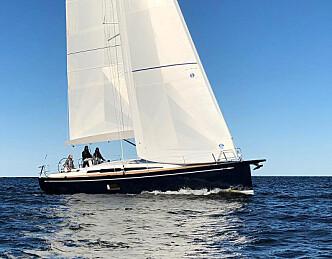 Swan 48 sjøsatt, og kommer til Norge