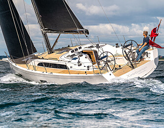 X-Yachts nye 40-foter seiler