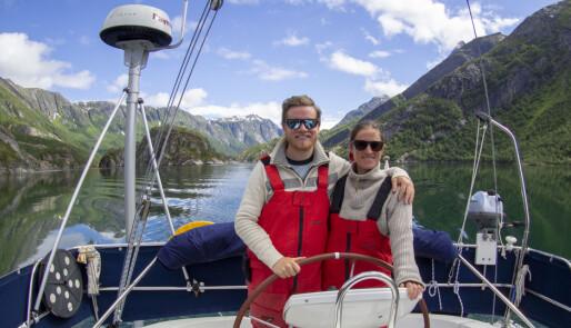 Nyter naturen i Nordland