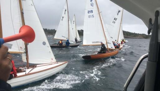Etterlyser seilere og båter til NM