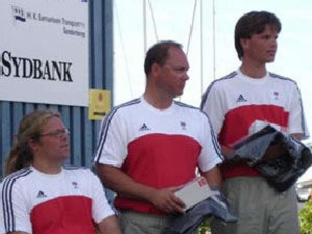 Samdal gikk på en smell og Moberg ute av medaljefinalen