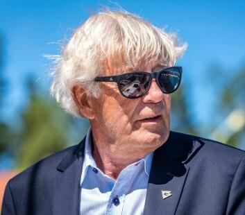 KONSTRUKTØR: Håkan Södergren er kjent for smale båter med mye seil. Han har tegnet SwedeStar-båtene, TwoStar 36, og en rekke Finngulf-båter.