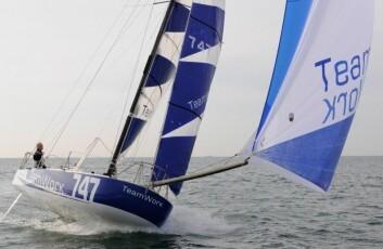 2011: «TeamWork», minien som vant Mini Transat i 2011 med David Raison som konstruktør og skipper.