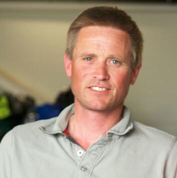 SIKKERHET: Håkon Hjortøy har fått praktisert mye av hva han har lært på sikkerhetskurs. Begge de to han har plukket opp har brukt vest.